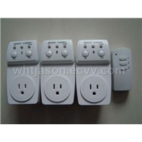 remote control switch & socket