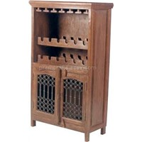 Wine rack almira