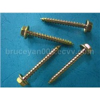 Hex Washer Double Thread Self Tapping Screw