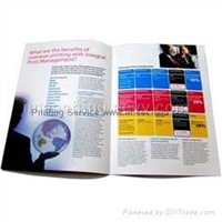 Brochure,book,magazine,catalogue printing service