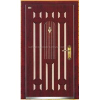 exterior doors steel-wooden doors armoured doors strong doors