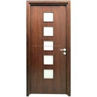 interior room Solid wooden painting doors