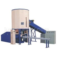 Pressed Type Briquette Machine