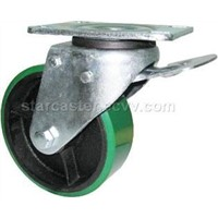 Caster (Medium/Heavy Duty Front Lock Casters)