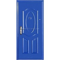 steel doors security doors