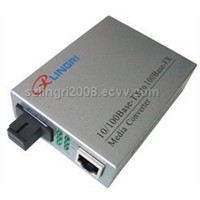LR600Serialfiber optical media converter