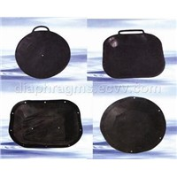 Rubber Diaphragms Household Gas Meters Diaphragms