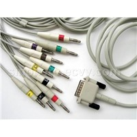 Philips EKG Cable
