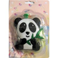The heating pack/hot pack in panda shape,