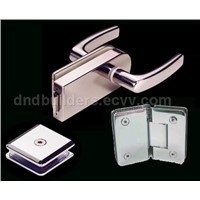 Frameless Glass Hardware - glass clamp and other glass hardware
