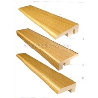 accessory of laminate flooring---end-cap