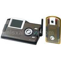 Digital Mobile Wireless Video Door Phone