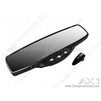 Bluetooth  Rear view Mirror