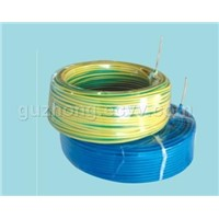 Copper-Cored Cable/Wire, Polyvingyl Chloride Insulated