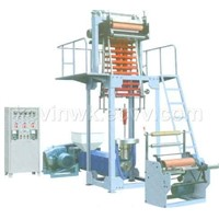 PP/HDPE Film Blowing Machine