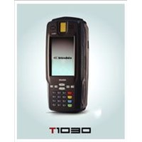 Tricubes - T1030 Handheld With Biometric Fingerprint Scanner And Smartcard Reader