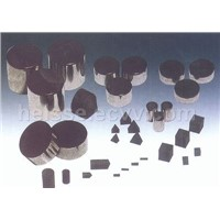 PDC cutter blanks