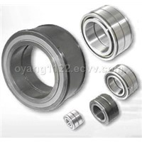 double raw full complement cylindrical roller bearings