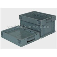 Foldable/returnable Plastic Crate