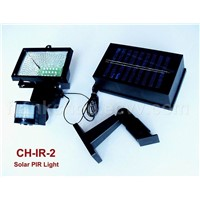 solar PIR light (sensor)