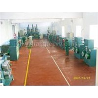 PET strap band belt extrusion production line plan machinery