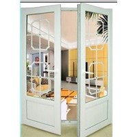 pvc casement doors