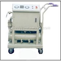Fuel Oil and Light Lubricant Oil purifier