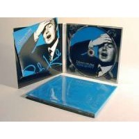 CDs/dvds replication, duplication with kinds of packing