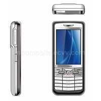 Dual GSM, dual working, Touch Screen With Keypad X66A+
