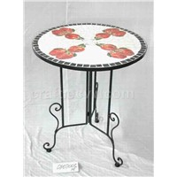 Mosaic/mosaic Furnitre/mosaic Table/mosaic Chair/stock