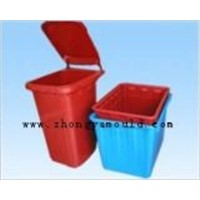Offer Plastic rubbishbin mould and products