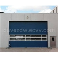 Industrial doors and Residential doors. Sectional overhead doors.