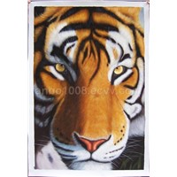 Oil Painting - Realism - Animal