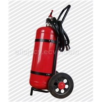 Wheeled Dry Powder Fire Extinguisher