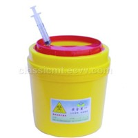 medical sharps container/safety box