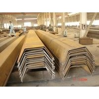 Iron And Steel Sheet Piling