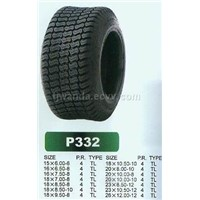 LAWN AND GARDEN TIRE
