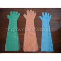 Long Veterinary Glove