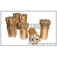 Rock Drilling Tools, Button Bits