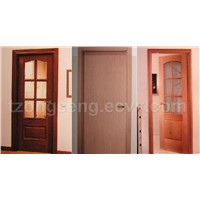 Wooden Solid Door, Plywood Door, Door And Window Frame