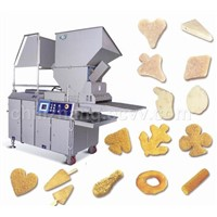 Hamburger Meat Forming Machine