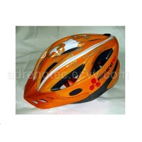 Adrenotec City Beat Inmold Bike Helmet