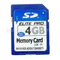 SD Card - 128MB~8GB