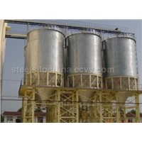 Steel Silo with Cone Bottom