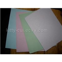 carbonless paper white paperboard grey paperboard