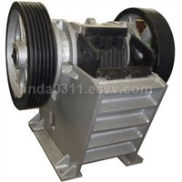 Deep cavity Jaw crusher