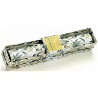 Scented Drawer Lining Paper with Olive Decor