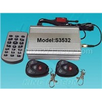 King Pigeon Smart GSM car tracking system S3542