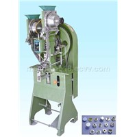 Automatic Snap Fastening Machine