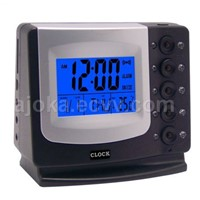 Alarm Clock DVR  Camera Radio with Motion detection